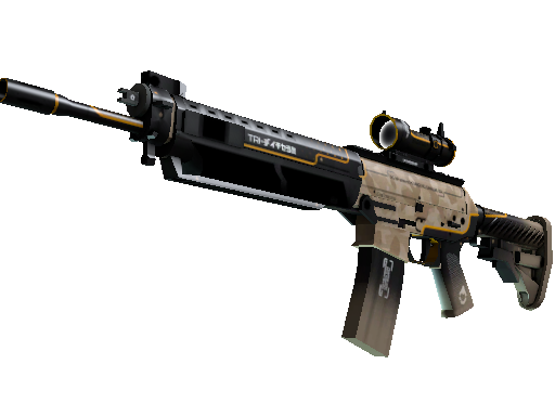 SG 553 | Triarch Factory New