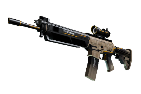 Buy StatTrak™ SG 553 | Triarch (Minimal Wear)