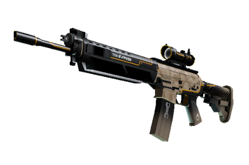 StatTrak™ SG 553 | Triarch (Minimal Wear) Prices