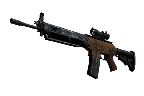SG 553 | Traveler (Minimal Wear) Prices