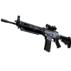 SG 553 | Damascus Steel <br>(Field-Tested)