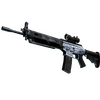 SG 553 | Damascus Steel <br>(Factory New)