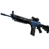 Souvenir SG 553 | Anodized Navy <br>(Factory New)