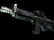 SG 553 Army Sheen