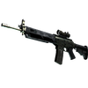 SG 553 | Army Sheen <br>(Factory New)