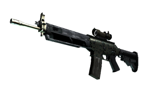 SG 553 | Army Sheen (Factory New) Prices