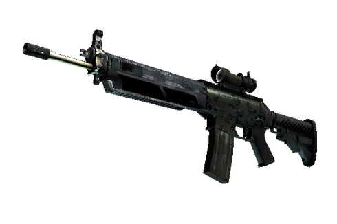 SG 553 | Army Sheen (Field-Tested) Prices