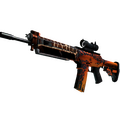 StatTrak™ SG 553 | Tiger Moth <br>(Field-Tested)