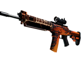 StatTrak™ SG 553 | Tiger Moth (Factory New)
