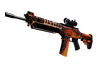 SG 553 | Tiger Moth (Factory New)