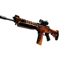 StatTrak™ SG 553 | Tiger Moth <br>(Factory New)