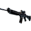 StatTrak™ SG 553 | Phantom <br>(Well-Worn)