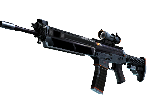 SG 553 | Phantom Factory New