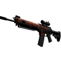 StatTrak™ SG 553 | Danger Close <br>(Factory New)