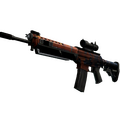 StatTrak™ SG 553 | Danger Close <br>(Field-Tested)