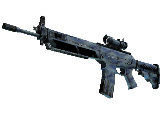 SG 553 | Wave Spray (Field-Tested)