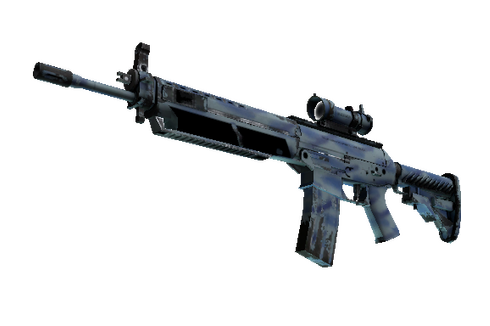 SG 553 | Wave Spray (Field-Tested) Prices