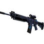 StatTrak™ SG 553 | Aloha (Well-Worn)