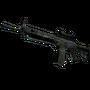 SG 553 | Gator Mesh (Battle-Scarred)