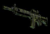 SG 553   Gator Mesh (Factory New)