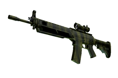 SG 553 | Gator Mesh (Factory New) Prices