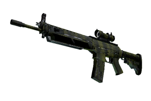 Souvenir SG 553 | Gator Mesh (Field-Tested) Prices