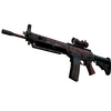 SG 553 | Fallout Warning <br>(Battle-Scarred)