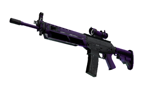 Buy SG 553 | Ultraviolet (Field-Tested)
