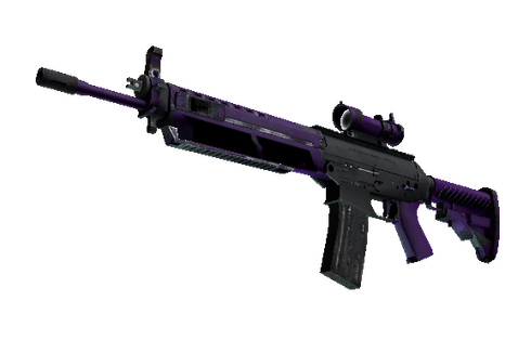 SG 553 | Ultraviolet (Field-Tested) Prices