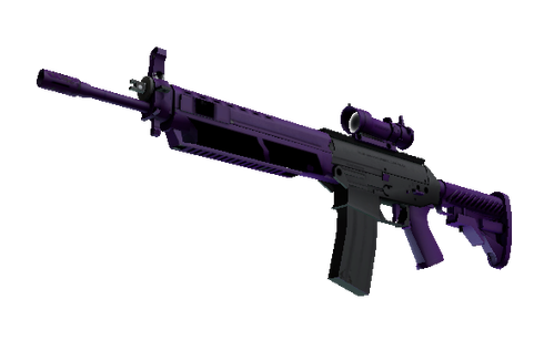 Buy StatTrak™ SG 553 | Ultraviolet (Minimal Wear)