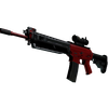 SG 553 | Candy Apple <br>(Field-Tested)