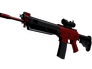 Skin SG 553 | Candy Apple
