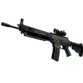 SG 553 | Tornado <br>(Battle-Scarred)