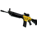 SG 553 | Bulldozer <br>(Well-Worn)