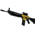 SG 553 | Bulldozer <br>(Battle-Scarred)