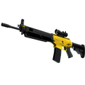 SG 553 | Bulldozer <br>(Minimal Wear)
