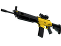 SG553 Bulldozer