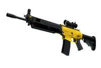 SG 553   Bulldozer (Factory New)