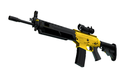 SG 553 | Bulldozer (Minimal Wear) Prices