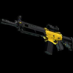 SG 553 | Bulldozer (Factory New)