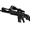 SCAR-20 | Contractor (Battle-Scarred)