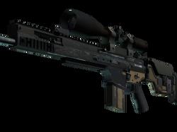 SCAR-20 | Наемник (Закаленное в боях)