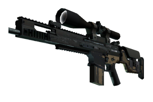 SCAR-20 | Contractor (Battle-Scarred) Prices