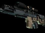 SCAR-20 Наемник