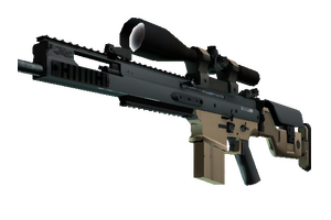 Scar 20 Contractor Factory New