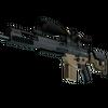 SCAR-20 | Contractor <br>(Factory New)