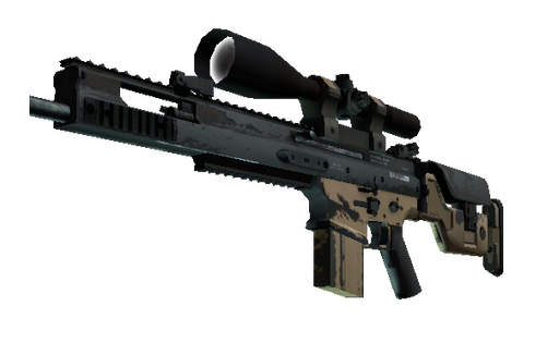 SCAR-20 | Contractor (Well-Worn) Prices