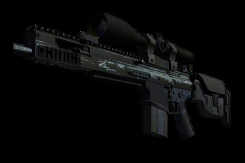 Souvenir SCAR-20 | Storm (Battle-Scarred) Prices