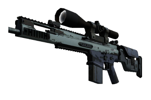 SCAR-20 | Storm (Well-Worn) Prices
