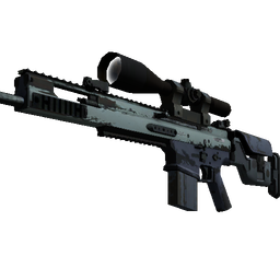 Souvenir SCAR-20 | Storm (Field-Tested) image